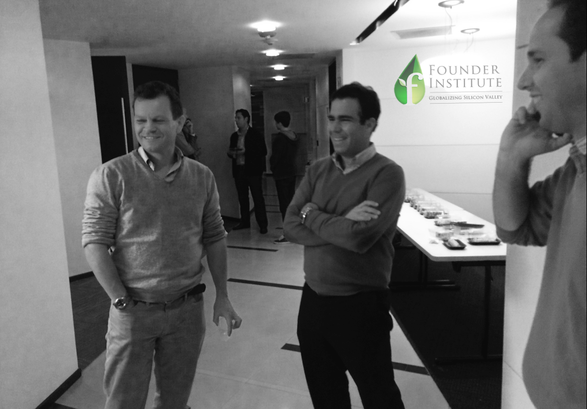 Founder Institute Colombia mentors