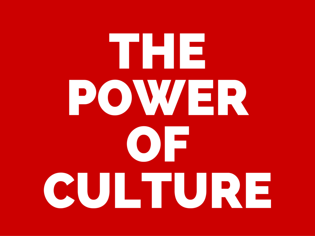 POWER OF CULTURE